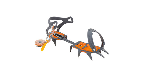 Climbing Technology Nuptse Evo classic Crampons grå/orange